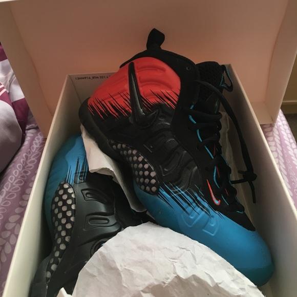 Nike Shoes | Spiderman Foamposites Gs