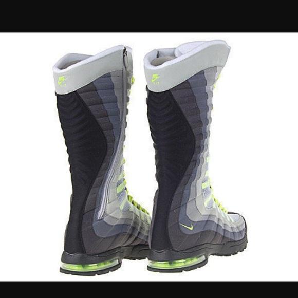 new style ad9a7 83492 Nike air max 95 sneaker boot zen venti reflective.  M 5984eb4c36d594346603de35