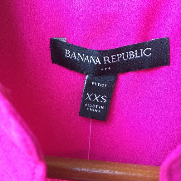 Banana Republic Tops - Banana Republic Button Down Shirt; size PXXS