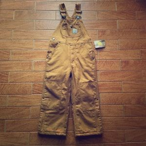 NWT Carhartt Overalls