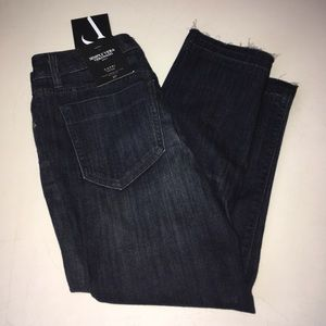 🌈3/$25 Simply Ver Wang Jean Capris NWT Size 2P