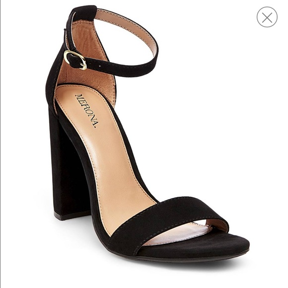 bd60274193d Lulu Block Heel Sandals - Merona™- Target -Sz 8. M 5984f52d291a3589ba041317