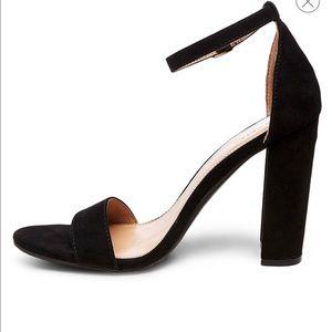 4ef6c4fe491 Merona Shoes - Lulu Block Heel Sandals - Merona™- Target -Sz 8