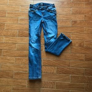 Silver Tammy Girls Jeans