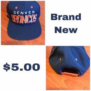 Other - Brand New Broncos SnapBack