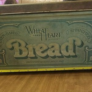 Other - Vintage Bread Box!