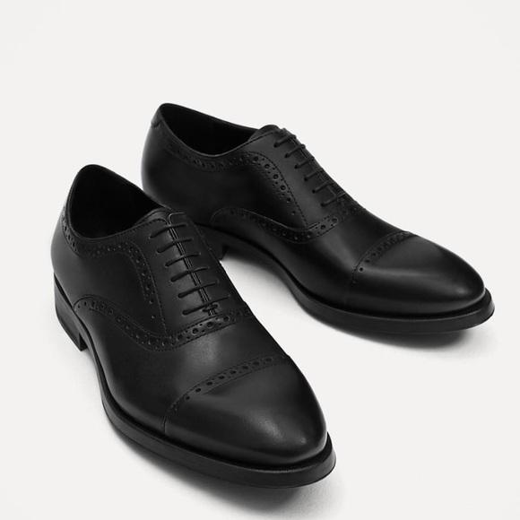 Zara Shoes | Nwt Zara Smart Leather