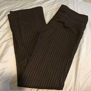 Work stripes pants