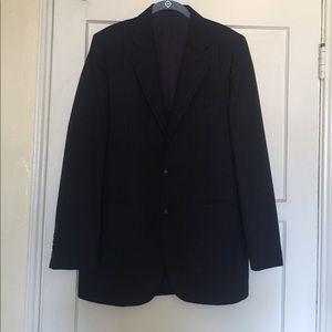 Mans Suit with Vest