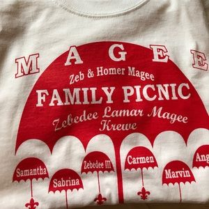Tops - Hold for Sabrina Magee family Tees