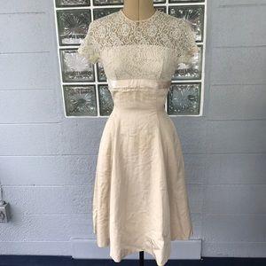 Dresses & Skirts - AUTHENTIC 1950s VINTAGE DRESS