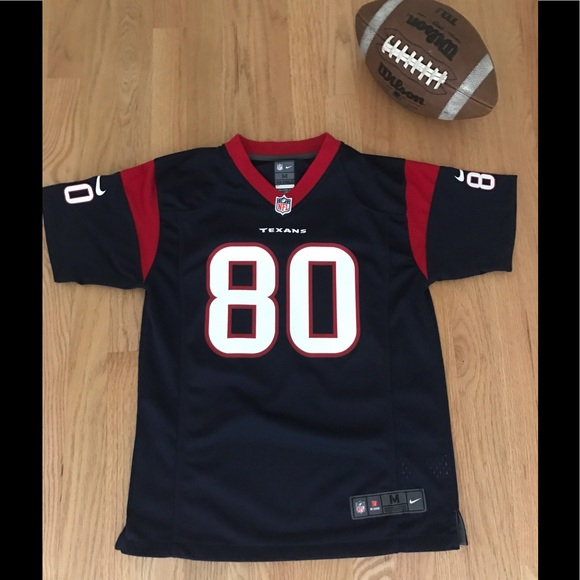 check out 19bb4 da8a3 Houston Texans NFL Youth Jersey A. Johnson Sz. Med