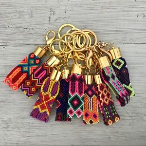 Accessories - Handmade Colorful Keychain!