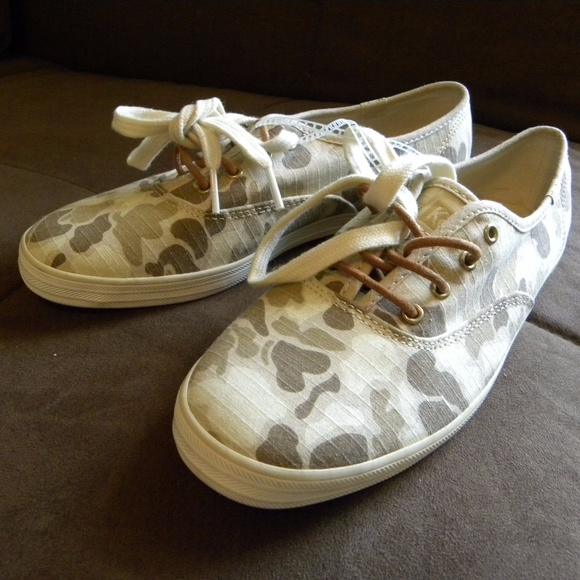 6bc5d33dd6674 Keds Shoes | Womens Champion Camo Ripstop 85 Sneakers | Poshmark
