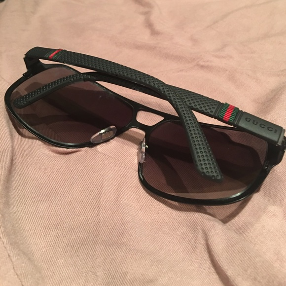 e60ea56f72b Gucci Other - Men s Gucci Aviator Sunglasses