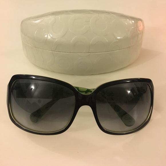 2a483697a2d0c Coach Accessories - Coach Black Oversized Sunglasses Ginger s496