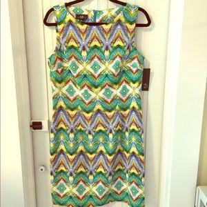 AGB sleeveless dress NWT