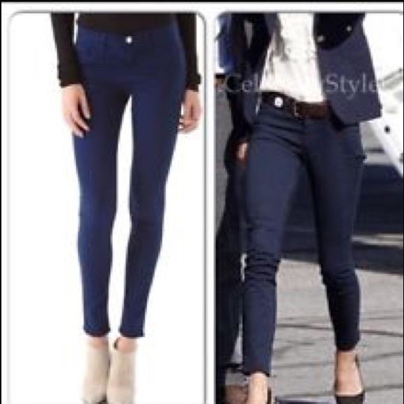 a74e6c7f885e J Brand Denim - J Brand 811 skinny jeans in Bluebird Retail $185