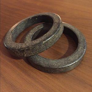 Jewelry - Boho bangles pair (2 bangles)