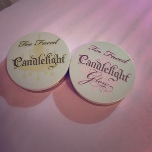 Duo of Too Faced Candlelight Powders
