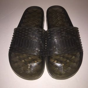 87c521aa66cf31 Puma Shoes - Puma Fenty Rihanna Jelly Sandals 9.5