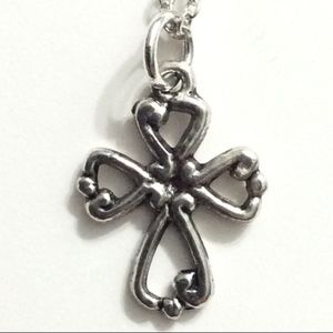 Jewelry - Cross Christian necklace (and more)