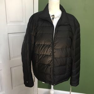 Men's Black Kenneth Cole Jacket, New With Tags