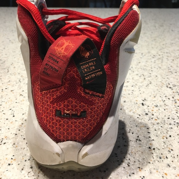 60 off nike other nike lebron 12 �heart of a lion� from