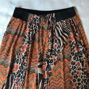 Pants - Flowy Safari Pants