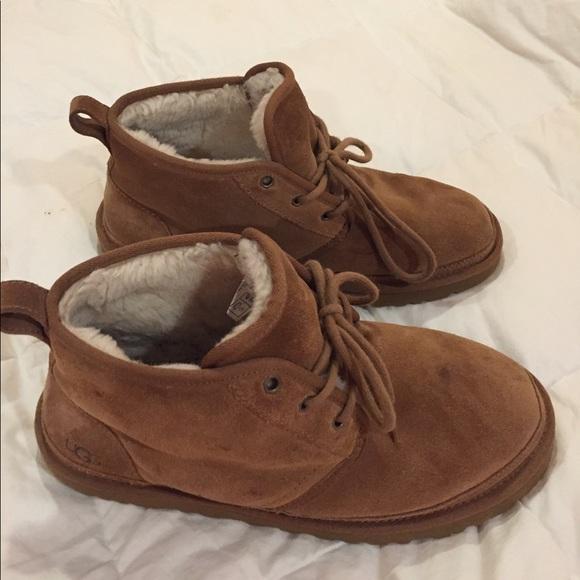 Guy UGG boots