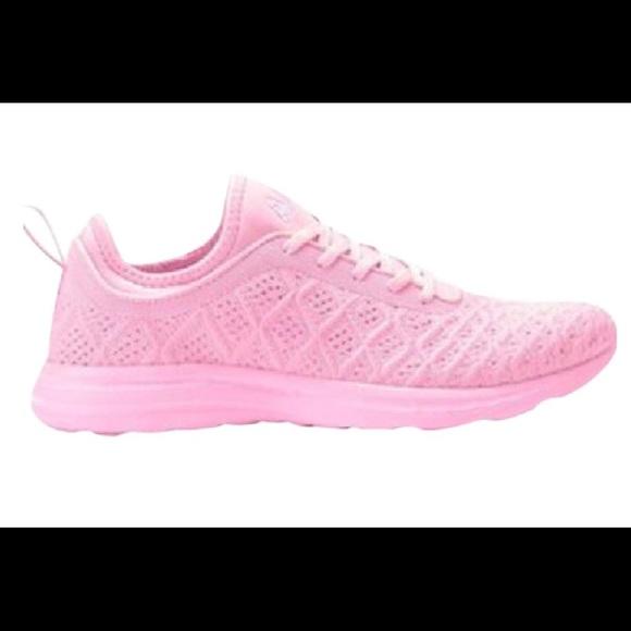 f4e45957c92 APL Soft Pink Techloom Phantom Sneakers