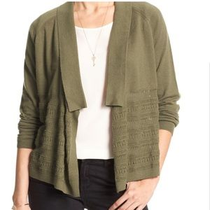 NWT Banana Republic Swing Cardi