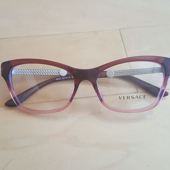 7475eccaccde M 5985de5c6a58300da0026b25. Other Accessories you may like. Authentic  Versace Eyeglasses
