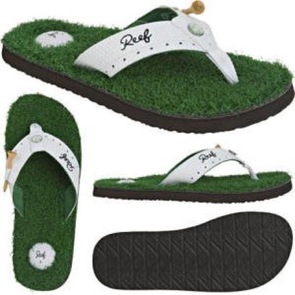 1d740ff87b62 Reef Shoes - Reef turn flip flops - men s 7 women s 9