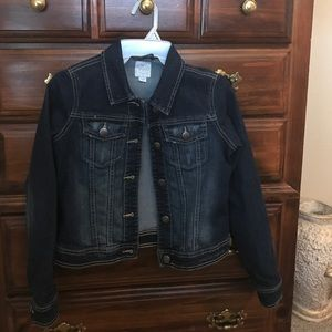 Other - Gently used Children's place jean jacket