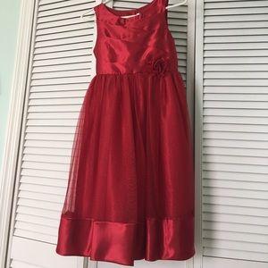 Dresses & Skirts - Red kids dress