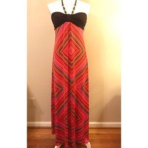 halter maxi dress | Speechless