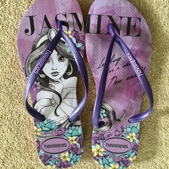 princess jasmine havaianas