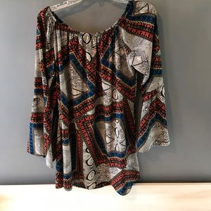 Fall tunic, looks great with jeans or leggings!!