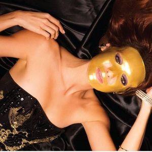 New KOLLAGENX The Original 24K Gold Collagen Mask