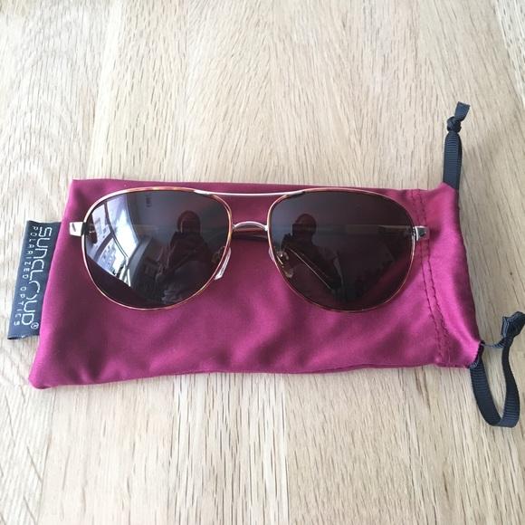 ef4cc8d908 SunCloud by Polaroid Aviator Sunglasses. M 598617faf0137d73bb033ca5