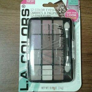 5/$25 Eyeshadow palette of 12 colors