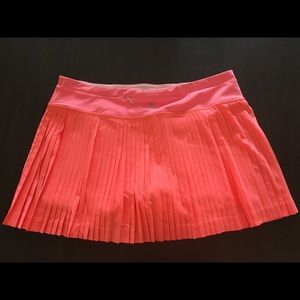 Like New Lululemon Pleat to Street Skirt Size 8