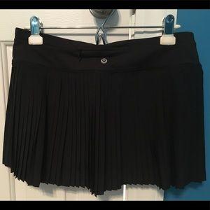 Lululemon Pleat to Street Skirt Size 8 EUC