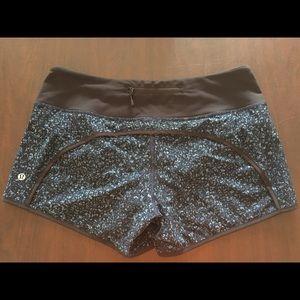 Lululemon Run Times Shorts Size 8 EUC