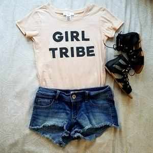 Other - GIRL TRIBE TSHIRT