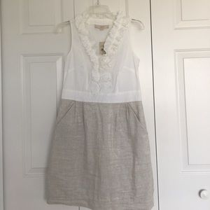 Loft Dress Size 6P NWT