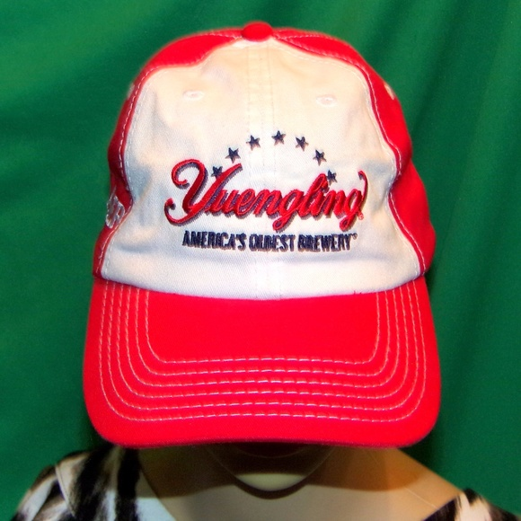 a3c677c8 Yuengling Beer Hat American's Oldest Brewery. M_598626fe522b452749037947