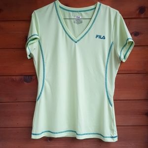 FILA EXERCISE TOP SIZE MEDIUM