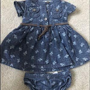 Other - Carter's Newborn Dress
